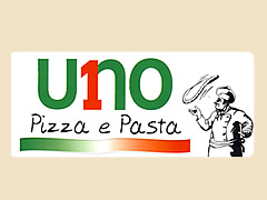 Uno Pizza Ismaning Logo